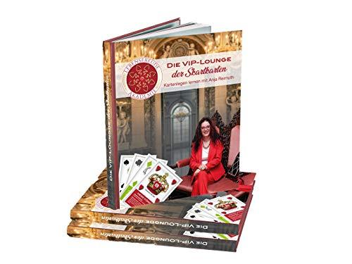 Buch zum Kartenlegen lernen mit den Orakel Skatkarten - Anja Reimuth