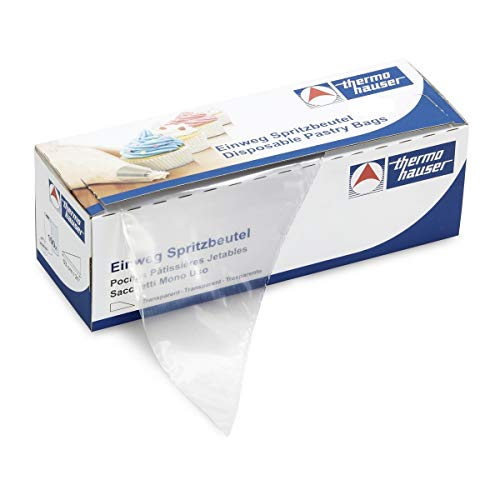 Thermohauser 8300017034 Smoothy Lot de 100 poches à...