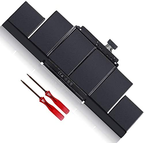 A1417 Laptop Battery Compatible with MacBook Pro 15 inch Retina A1398 Mid 2012 Early 2013 Version product image