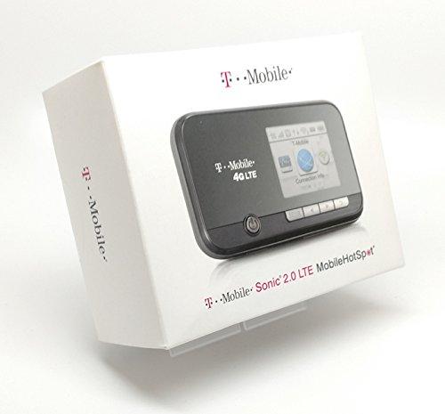 T-Mobile MF96 Sonic 2.0 LTE 4g Wi-Fi USB Mobile Hotspot Super Fast LTE
