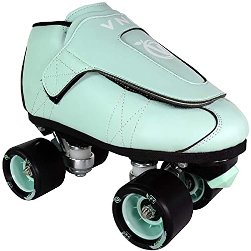 VNLA Mint Quad Roller Speed Skates