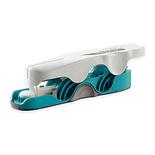 Pilbox Pillendose Cutter blau