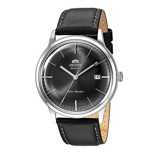 Orient Men's '2nd Gen. Bambino Ver. 3' Japanese Automatic Stainless...