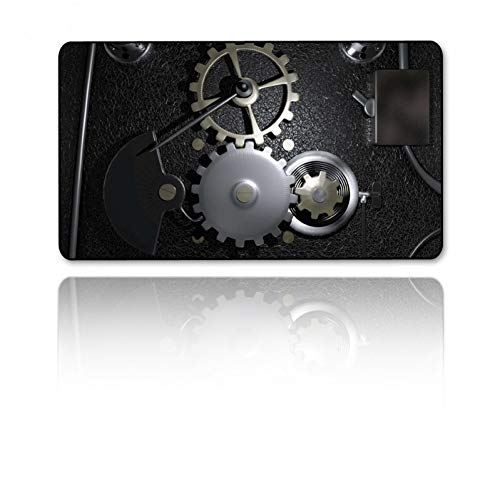 JUMOQI Grote Game Mouse Pad Stuur Vriendje De Beste Gift Alfombrilla Raton Ordenador Gear Patroon Hd afdrukken Non-lip Xl 400X700X2MM