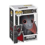 Gogowin Pop Television : Game of Thrones - Drogon 3.9inch Vinyl Gift for Boys Fantasy Television Fan...