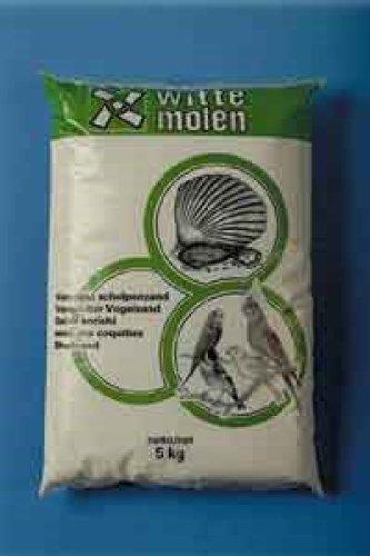 Witte Molen Arena de Fondo con Anís para Jaulas de Pájaros (5 KG)