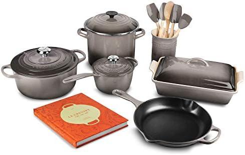 Top 10 Best le creuset sets cookware Reviews