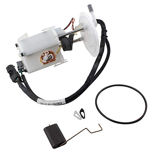 BOXI Electric Fuel Pump Module Assembly Compatible with 2002 2003 Ford Taurus V6 3.0L / Compatible with 2002 2003 Mercury Sable V6 3.0L (Replaces E2313M 67238 FG0966 2F1Z9H307CA)