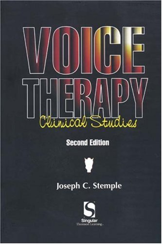 Download Voice Therapy: Clinical Studies 0769300731