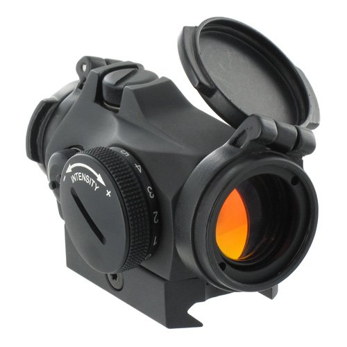 Aimpoint Micro T-2 Red Dot Reflex Sight with Standard Mount - 2 MOA - 200170