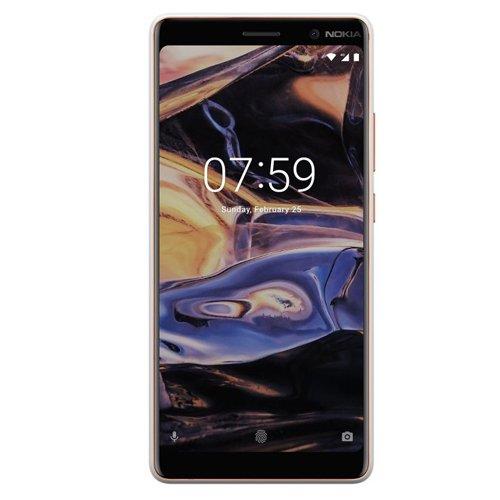 Nokia 7 Plus Dual SIM 64GB Copper Nero SIM Free