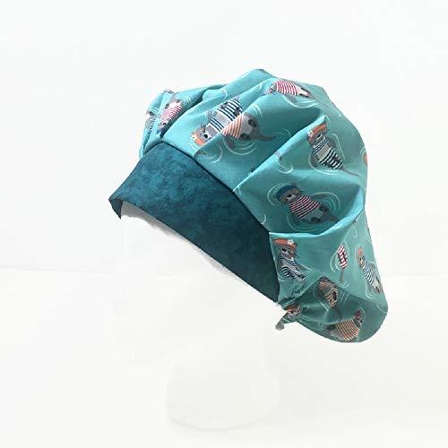 Bouffant Scrub Cap Bathing Beauties Scrub Hat OR Hats Womens Scrub Caps