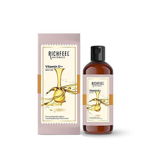 Richfeel Vitamin E++ Oil, 80ml