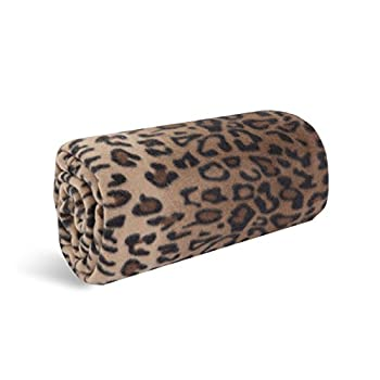 animal print throw blankets
