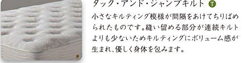 【シモンズ】ビューティレストプレミアムニューフィットAA16212ダブル
