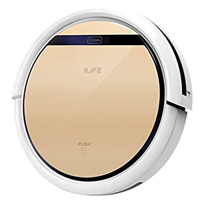ILIFE Robotic Vacuum Cleaner for Pets Home