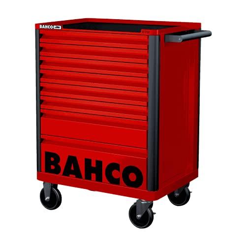 BAHCO BH1472K8RED Carro E72 26' 8 Cajones Rojo, Standard