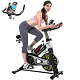 Best Spinning Bikes - MORNOR Indoor Cycling Stationary Bike, Belt Drive Exercise Review