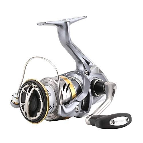Jmmyq FB 1000 2500 C3000 4000 5 + 1BB Spinning Carrete de la Pesca X-Ship Saltewater Wheel Pesca (Bearing Quantity : 6, Spool Capacity : 3000 Series)