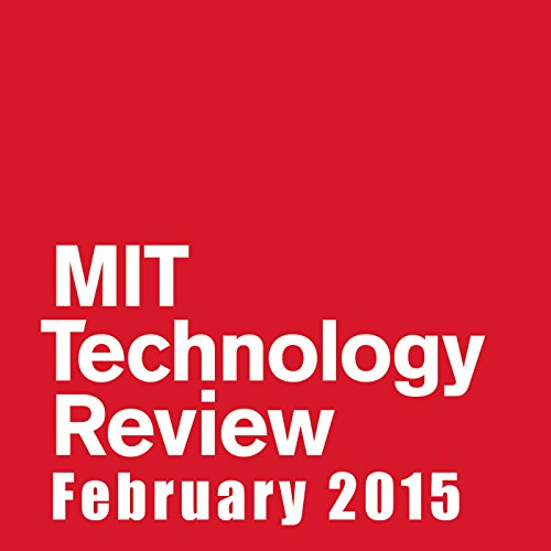 Audible Technology Review, February 2015 cover art