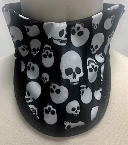 Thyroid Shield Soft, Made in USA Radiation, X-Ray Protection in Skull … (Skull)