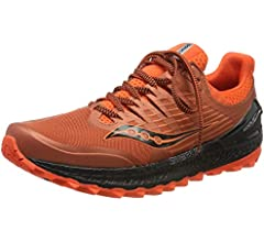Saucony Xodus ISO 3, Zapatillas de Running para Hombre, Naranja (Orange/Black 36), 40.5 EU: Amazon.es: Zapatos y complementos