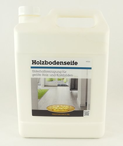 Faxe Holzbodenseife weiß, 5 Liter