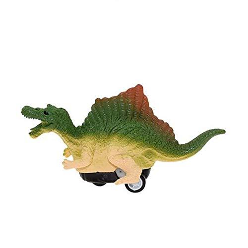Funyplus Dinosaurierauto, lustiger und lebensechter Dinosauriergleiter, EIN Dinosauriermodell, das Kinder lieben