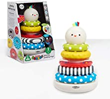 Early Learning Centre Little Senses Glowing Stacking Rings, Amazon Exclusive