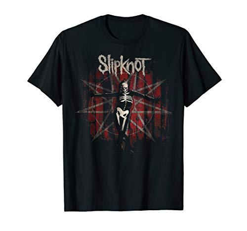 Slipknot Official The Gray Chapter Star T-Shirt