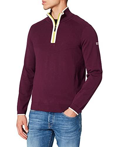 BOSS Ziego Sweater, Medium Purple510, M Homme