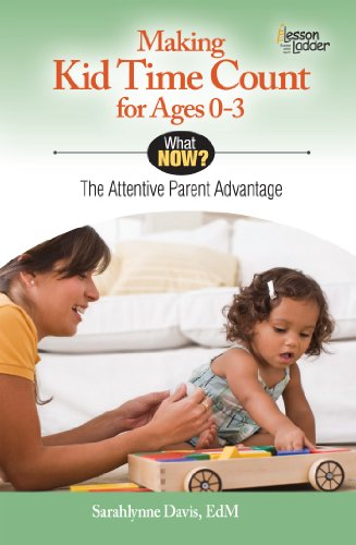 Making Kid Time Count For Ages 0-3: The Attentive Parent Advantage (What Now?) (English Edition)