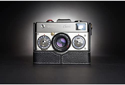 Handmade Baltimore Mall Genuine Leather Half Case for with Compatible Rollei 35 Max 78% OFF