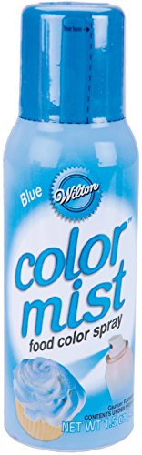 Wilton 710-5501 Food Decorative Color Mist, Blue