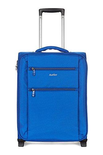 Antler Aeon 2-Wheel Cabin Case Maleta 3951113073, 55 cm, 36 L, Azul