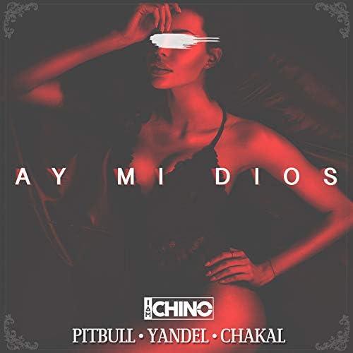 IAmChino feat. Pitbull, Yandel & Chacal