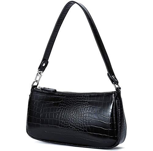 2020 neues Desig High Fashion Frauen Handtasche Bag,Vintage Krokoprägung Bag, Damen Schultertasche,Umhängetasche,Bella Hadid Lieblingstasche