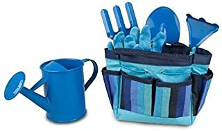 Gardenline Children's Garden Tool Set - Blue