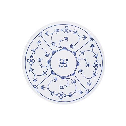 Kahla 453402m75019h–Aktion Speiseteller blau saks Tradition 235cm (H. Nr.)