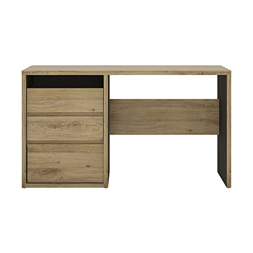 Furniture 2 Go Escritorio, Madera, marrón
