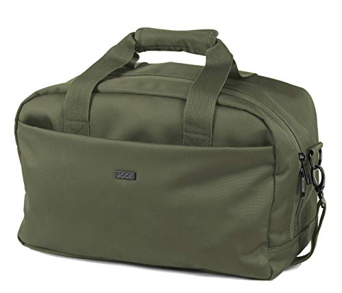 Rock Platinum Carry On Underseat Bag Ryanair Compliant Holdall (40 x 25 x 20cm) Olive Green