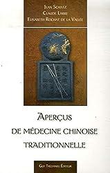 Aperçus de médecine chinoise traditionnelle de Jean Schatz chez Guy Tredaniel