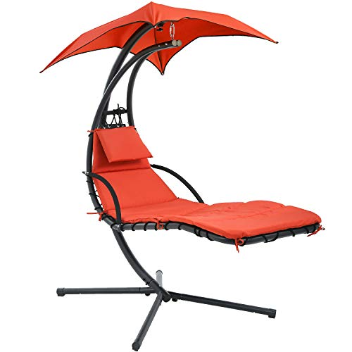 Vnewone Patio Chair Hammock Stand Outdoor Chair...