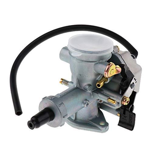 IPOTCH Filtro de Aire Carburador Filtro de Carbón para Motocicletas 125cc 150cc