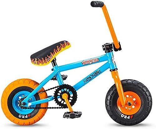 Rocker Irok+ Blau Stahl Mini BMX Bike (Blau)