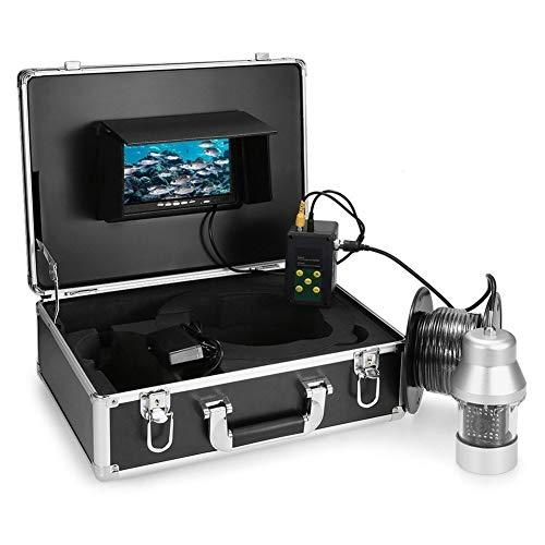 HAIK Équipement Outils Portable 1000TVL sous la caméra de pêche Batterie Compatible avec (Color : S)