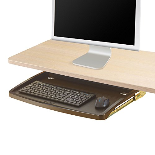 Kensington Under-Desk Comfort Keyboard Drawer with SmartFit System