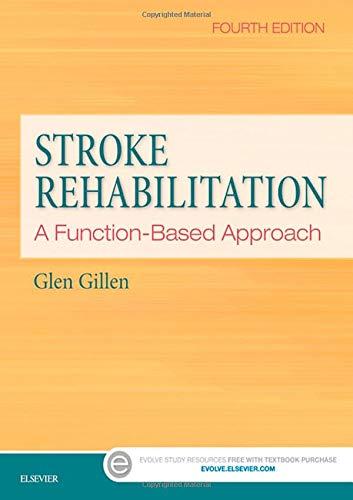 Stroke Rehabilitation: A Function-Based Approach