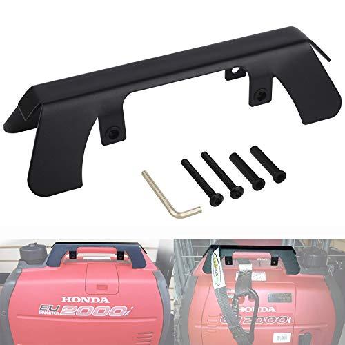 Sunluway Generator Theft Deterrent Security Protect Bracket for Honda EU2200i, EU2000i, EU2000i Companion & EU2000i Camo Generator 63230-Z07-010AH