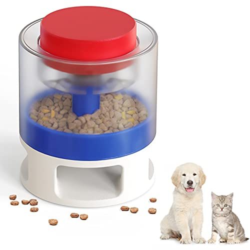 Dog Puzzle Toys,Interactive Dog Toys for IQ Training & Mental Enrichment,Dogs Food Puzzle Feeder